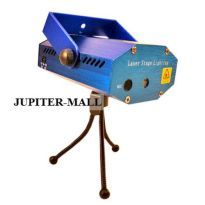 Mini DJ Laser Stage Lighting Light Disco Party 01