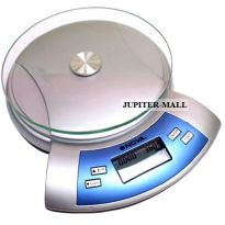 Digital Kitchen Weight Weighing Scale 11lb 5kg -13