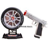 Shooter Laser Gun Pistol Shooting Game Toy 78