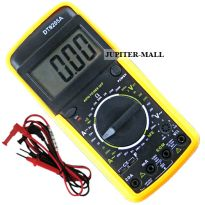 LCD Digital Voltmeter Ohmmeter Ammeter OHM Multimeter