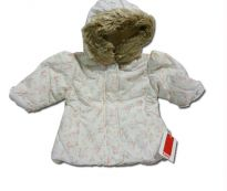 Kanz Brand Kids Winter Jacket With Hood.