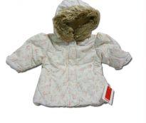 Kanz Brand Kids Winter Jacket With Hood.