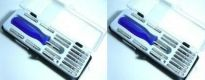 Set Of 2 Jackly Portable 16 PCs Tool Kit