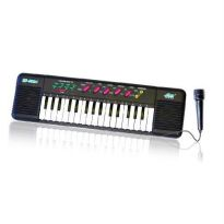 32 Keys Musical Synthesizer Piano With Mic