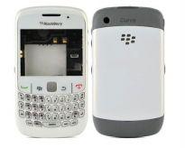Blackberry 8520 Curve Full Body Housing Panel - White Colour