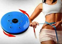 Magnetic Slimming Weight Disc Waist Twisting Disc HD Ball Bearing