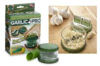 Garlic Pro No Touch Garlic Peeler Dicer Vegetable Cutter Chopper