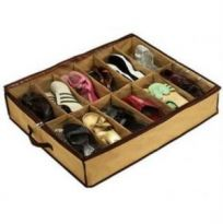 Shoe Under The Perfect Shoe Organiser 12 Pairs Shoe Rack Buy 1 Get 1 Free