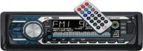 USB / MMC Car Stereo Player With FM & Remote