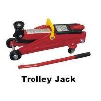 2 Ton Professional Hydraulic Trolley Jack