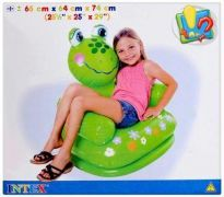Intex Happy Animal Chair Frog