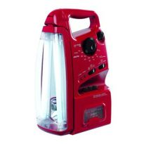 Rechargeable Emergency Light With Am/fm