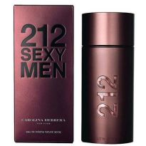 Perfume Carolina Herrera 212 Sexy Men Edt 100ml