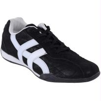 Fitz Black White Casual Shoes