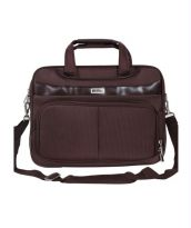 Solemio Brown Laptop Bag BH8054