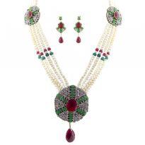 Jpearls Bridal Necklace Set - All Time Favorites