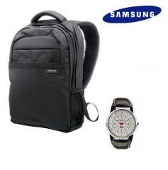 Shop or Gift Samsung backpack upto 15.6 Free Reebok Watch Online.