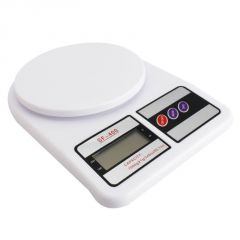Kitchen Uses Electronic LCD Kitchen Weighing Scale Machine For 5 Kg