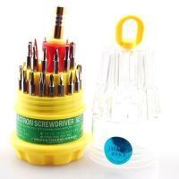 Cm Treder Jackly 31 In 1 Screw Driver Set Magnetic Toolkit