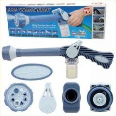 Ez Jet Water Cannon Multi-function Spray Gun Built In Soap Dispenser