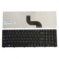 Laptop Keyboards - Rega I T Emachines E640, E732z-P613g32mnkk Laptop Keyboard Black Replacement