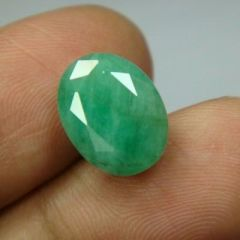 Lab Certi 5.56ct Natural Zambian Emerald/pana-budh