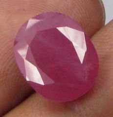 Lab Certified Top Grade 6.20cts Unheated/untreated Natural Ruby