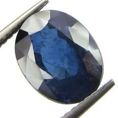 TOP 4.75Ct CERTIFIED NATURAL BLUE SAPPHIRE/NEELAM