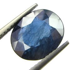 TOP 4.59 Ct CERTIFIED NATURAL BLUE SAPPHIRE/NEELAM