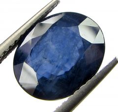 TOP 4.45 Ct CERTIFIED NATURAL BLUE SAPPHIRE/NEELAM