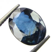 TOP 4.12 Ct CERTIFIED NATURAL BLUE SAPPHIRE/NEELAM