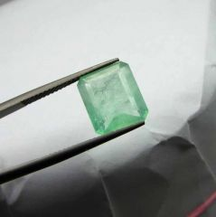TOP GRADE 4.53Ct CERTIFIED COLOMBIAN EMERALD/PANNA