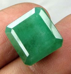 Lab Certified Top 10.85cts 100% Natural Emerald/panna