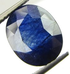 lab Certified 5.61cts Natural Blue Sapphire/neelam(for Shani/Saturn)