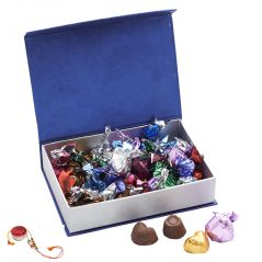 Punjabi Ghasitaram 2017 Rakhi Special Assorted Chocolate sweet Box With Rakhi