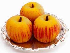Indian Sweets - Ghasitaram Dryfruit Apple Mithai