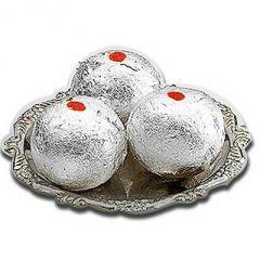 Mithais (Misc) - Ghasitaram Dryfruit Bon Bon Mithai
