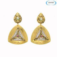 Vendee Trendy fashion earrings jewelry