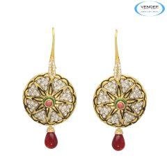 Vendee Pretty indian fashion earrings