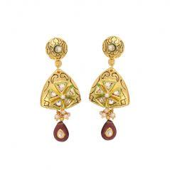 Vendee Fashion Pretty stylish Costume Designer Earrings Jewelry 7098