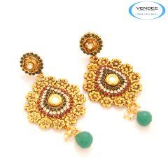 Vendee Fashion Traditional Wear Earrings Jewelry