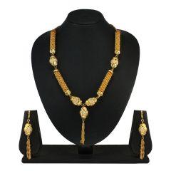 Vendee Fashion New Dangle Necklace Set - 7749