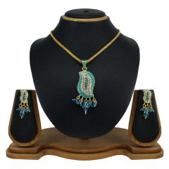 Vendee Fashion Delicate Pendant Set - 7772