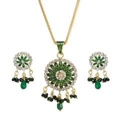 Vendee Fashion Stunning Pendant Set - 7775