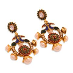 Vendee Awesome fashion designer earrings (7894)