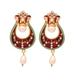 Vendee Fashion Eye-catchy Earrings Jewelry (7923)
