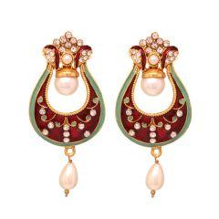 Ear rings - Vendee Fashion Eye-catchy Earrings Jewelry (7923)