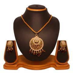 Vendee Fashion Latest Arrival Pendant Set 8051