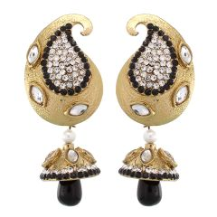 Vendee Fashion Dazzling Kairi Drop Earrings (8380)