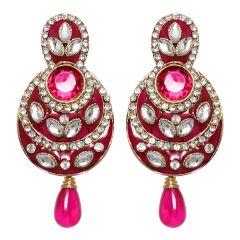 Vendee Fashion Pretty traditional Earrings (8389)